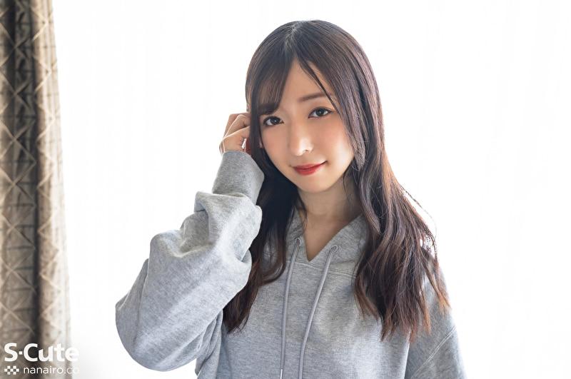 S-Cute ゆら(24) 笑顔でイっちゃうスレンダー娘とSEX